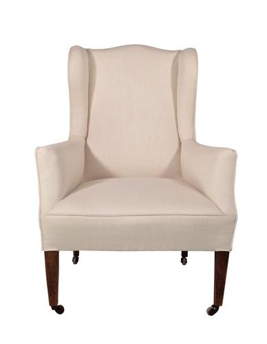 Wingback Armchair (1 of 6)