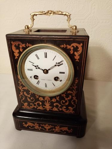 French Officers Campaign Clock (1 of 10)