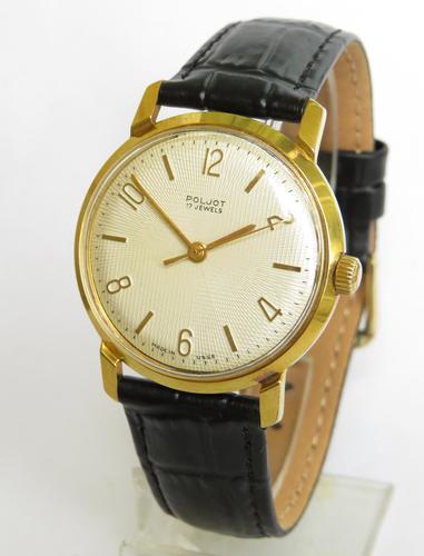Gents 1960s Poljot Wristwatch (1 of 5)