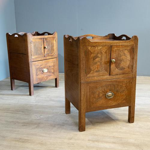 Georgian Tray Top Commodes (1 of 16)
