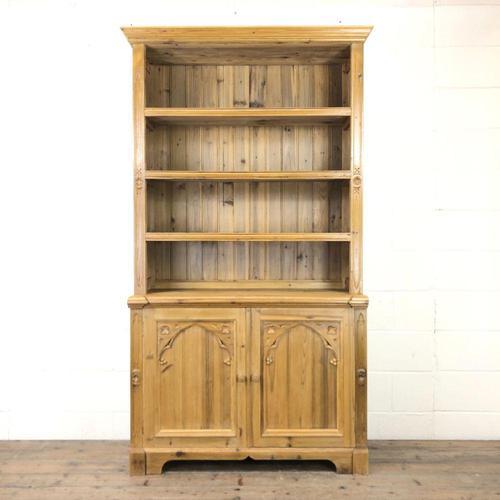 Gothic Style Pine Dresser (1 of 11)