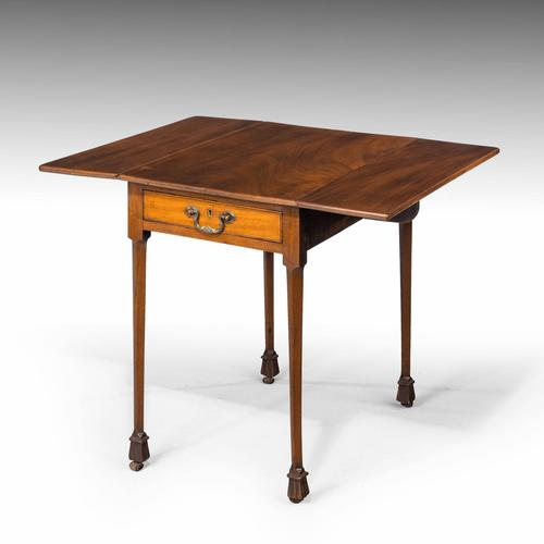 Chippendale Period Mahogany Pembroke Table (1 of 6)