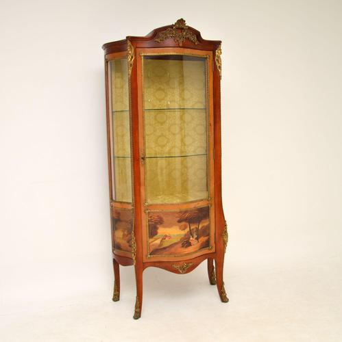 French Style Display Cabinet c.1930 (1 of 12)
