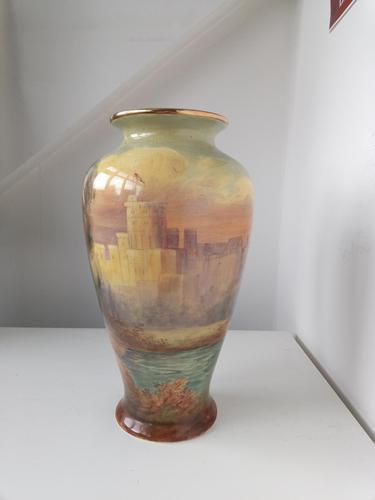 Royal Winton Baluster Vase Windsor Castle (1 of 9)