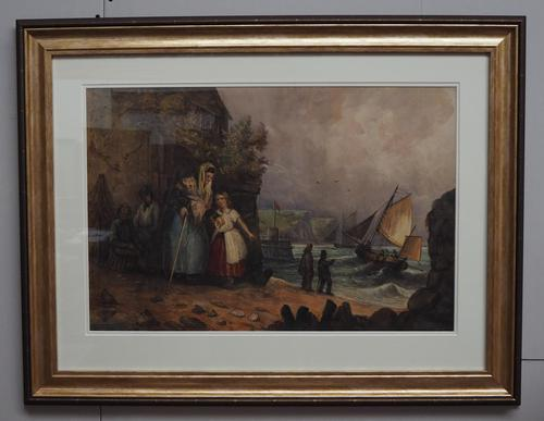 Oil Painting by James Campbell Noble (1 of 1)