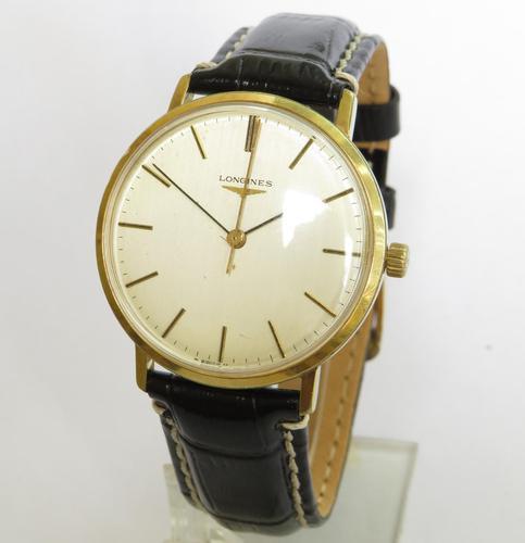 Gents Longines Wrist Watch c.1976 (1 of 5)