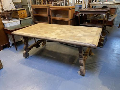 Large Spanish Dining Table (1 of 13)