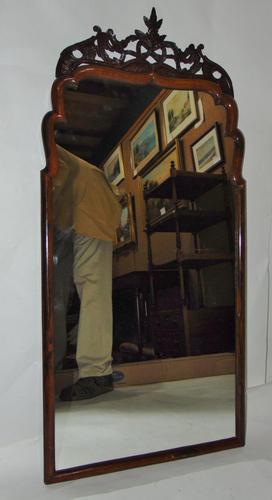 18th Century Dutch Walnut Mirror (1 of 5)