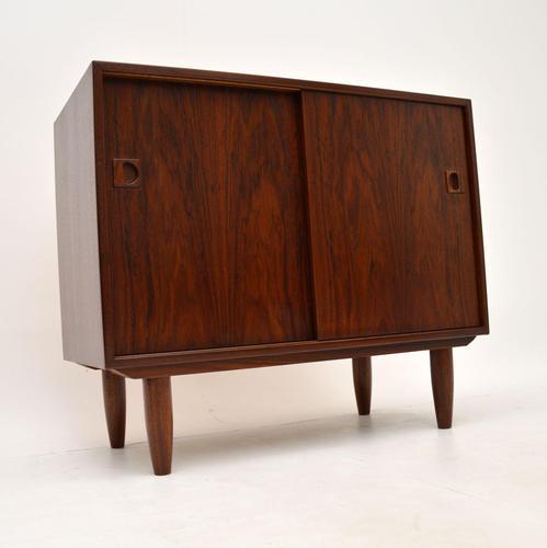 1960's Danish Rosewood Cabinet by Preben Sorensen (1 of 11)