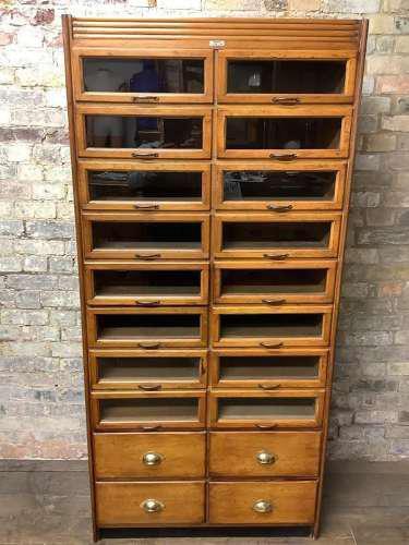 1930s Haberdashery Cabinet (1 of 3)