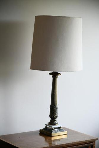 1970s Large Table Lamp (1 of 9)