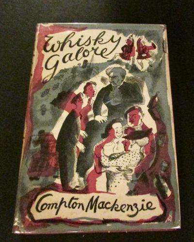 1947  Whisky Galore  by Compton Mackenzie  1st Edition (1 of 6)