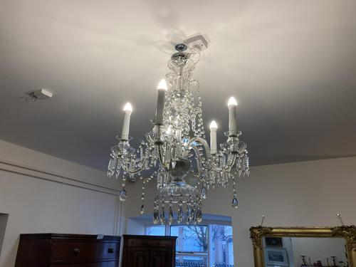Pair of Chandeliers (1 of 5)