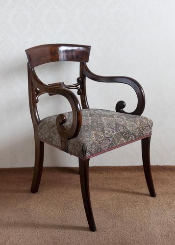 George III Chair (1 of 4)
