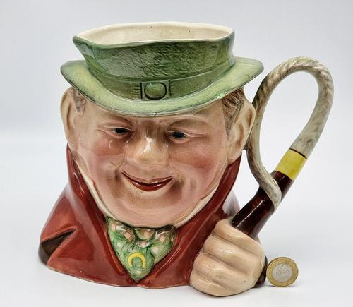 Beswick Ware Large Toby Mug Dickens Charater Tony Weller #281 (1 of 9)