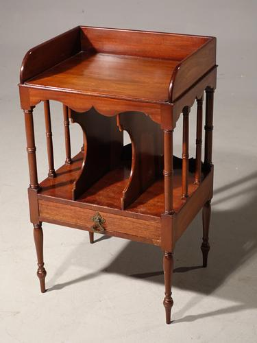 An Attractive Regency Period Folio Music Stand (1 of 5)