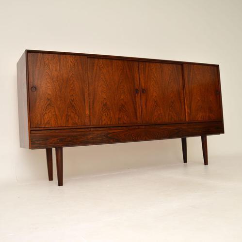 Danish Rosewood Vintage Sideboard by V&S Mobler (1 of 14)