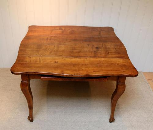 French Cherry Wood Extending Table (1 of 10)