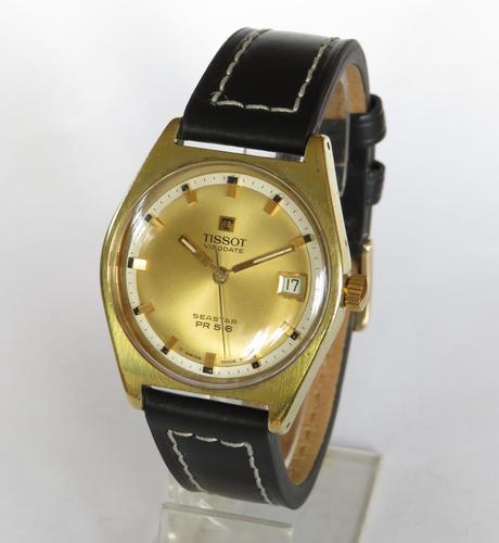 Gents Tissot Visodate Seastar PR516 wristwatch (1 of 5)
