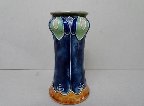 Royal Doulton Art Nouveau Secessionist Vase (1 of 5)