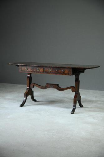 Antique Mahogany Sofa Table (1 of 8)