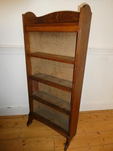 Heal & Son of London Oak Bookcase (1 of 9)