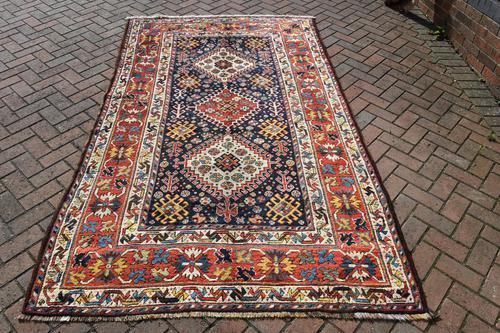 Good antique Luri carpet 250x156cm (1 of 10)