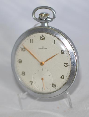 Zenith Pocket Watch (1 of 5)