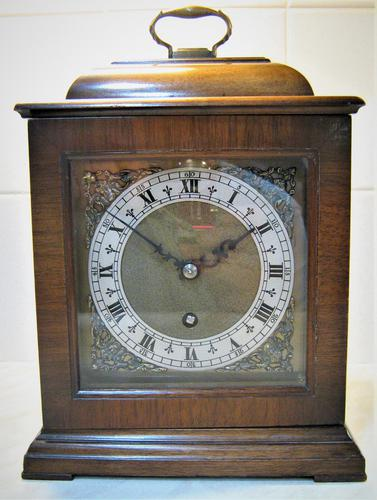 Fabulous 1933 English Bracket Clock by Astral, Coventry. (1 of 6)