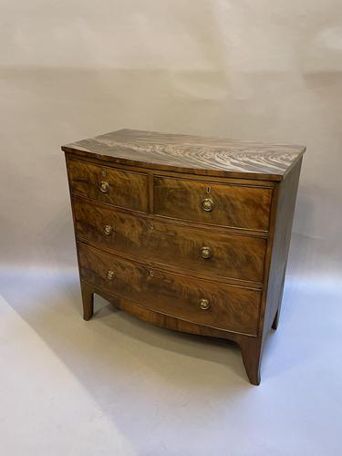 George III Small Chest of Drawers (1 of 16)