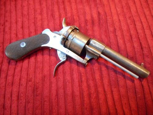 Pin Fire Revolver (1 of 7)