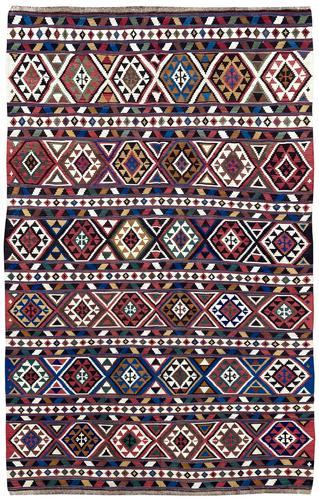 Antique Caucasian Shirvan Kilim (1 of 11)