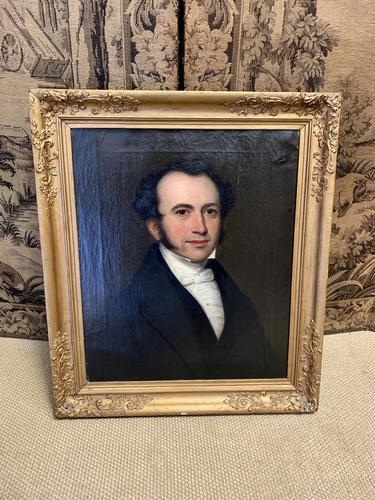 19th Century English Portrait of a Gentleman (1 of 5)