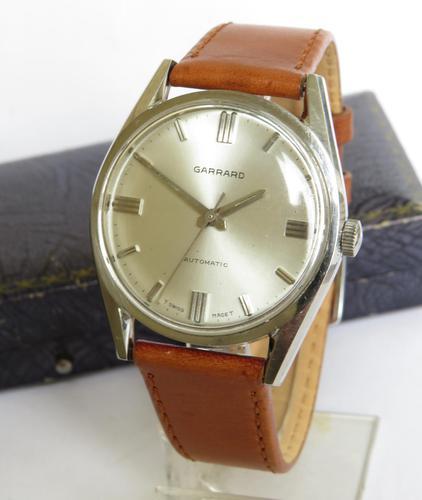 Gents 1960s Garrard Wrist Watch (1 of 5)