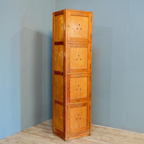 Vintage School Locker (1 of 9)