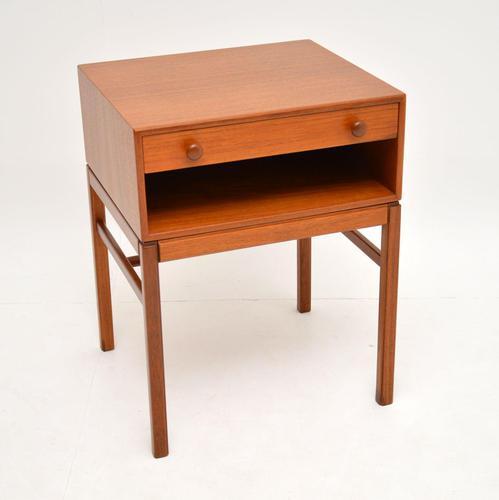 1960's Swedish Teak Side Table by Engstrom Myrstrand (1 of 10)