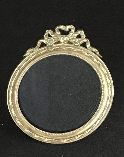 Victorian Brass  Easel  Photo Frame (1 of 4)
