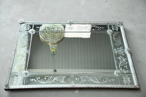 Antique Venetian Mirror (1 of 8)