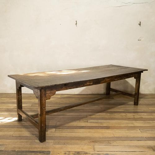 Exceptional 18th Century & Later French Provincial Farmhouse Table (1 of 13)