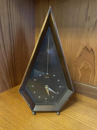 Smiths Art Deco Design Mantel Clock (1 of 7)