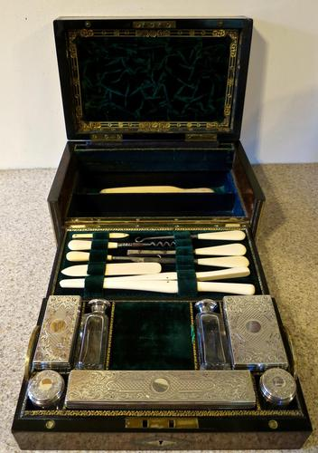 Lady's Dressing / Jewellery Case (1 of 6)