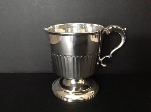 Paul Storr Antique Georgian Silver Pedestal Cup - 1800 (1 of 8)