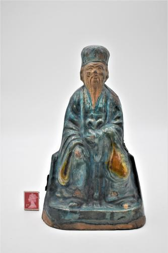 Chinese Ming Dynasty Ceramic Figure (1 of 7)