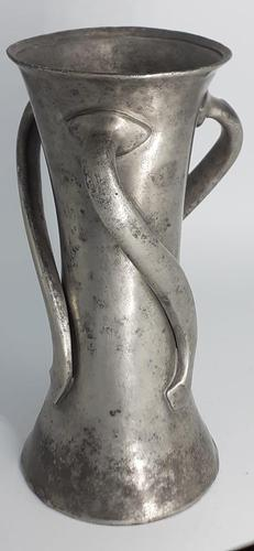 Tudric Pewter Vase (1 of 7)