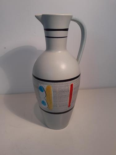 West German 1960/70's, Studio Pottery Vase (1 of 4)