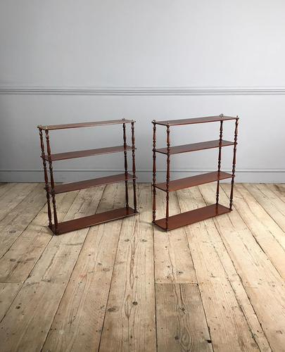 Pair of Antique Wall Shelves (1 of 8)