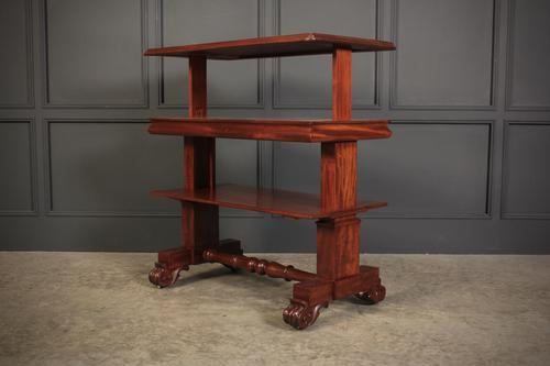 William IV Metamorphic 3 Tier Buffet Table (1 of 12)