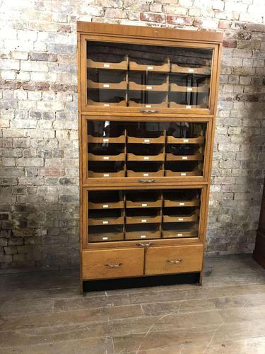 Flip Up Haberdashery Cabinet (1 of 7)