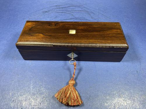 Rosewood Glove Box (1 of 13)