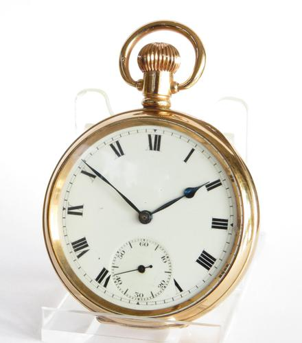 1920s Swiss Pocket Watch (1 of 5)